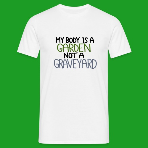 Vegan Body - T-shirt Homme