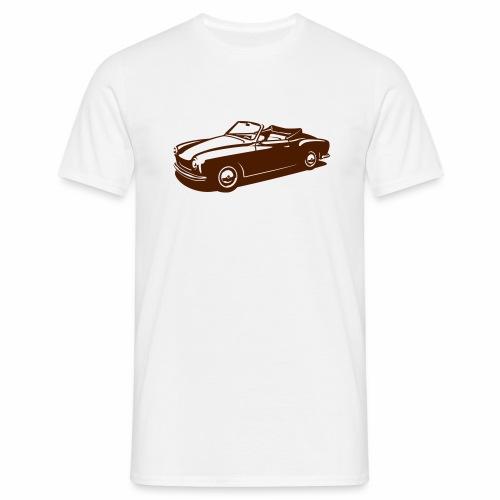 OldtimerCabrio 14 (1c) - Men's T-Shirt