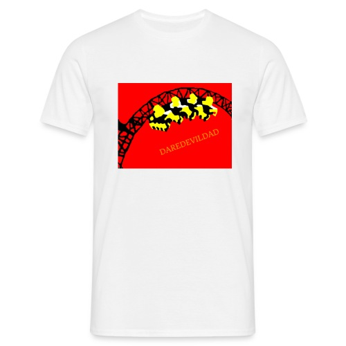 DareDevilDad - Men's T-Shirt