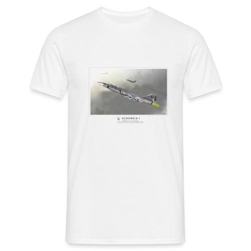 jp176 scramble - Men's T-Shirt