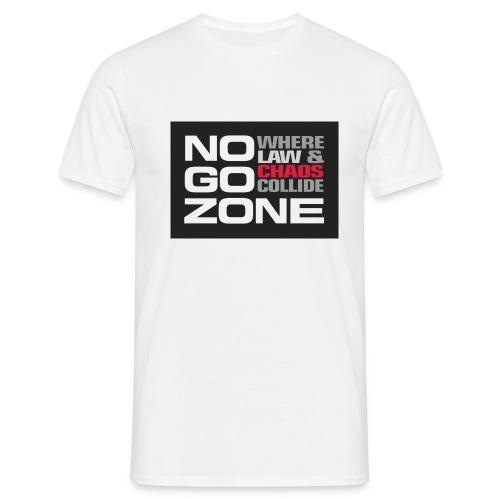 ngz logo - Men's T-Shirt