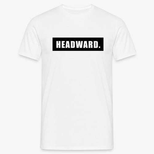 Headward_auf_weiß - Männer T-Shirt