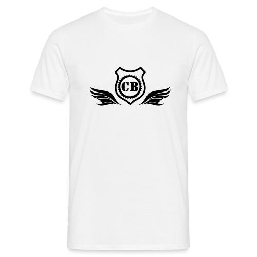 blasonCB - T-shirt Homme