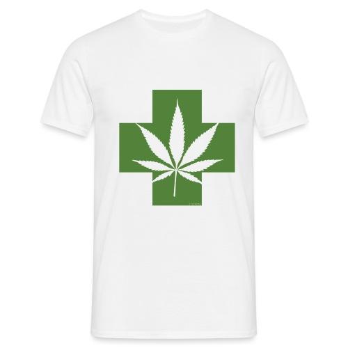 MEDI_WEED - Men's T-Shirt
