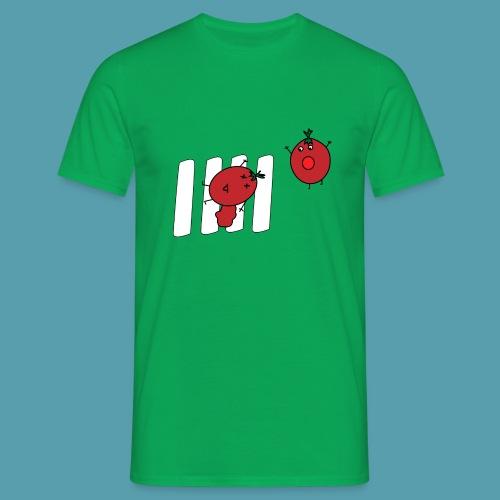 tomaatit - Miesten t-paita