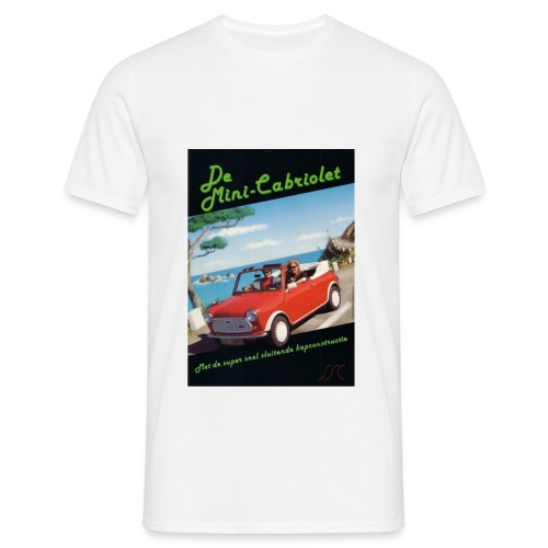 cabriolet - Men's T-Shirt