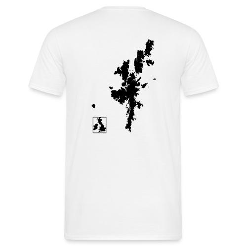 Shetland - Men's T-Shirt