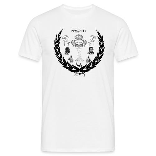 MM logoTransparent 2017 o - T-shirt Homme