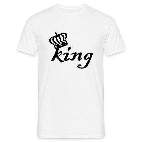King (Parejas I) - Camiseta hombre