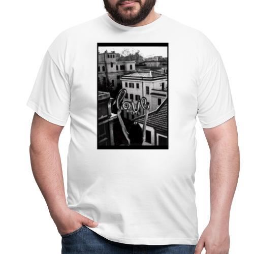 LOLA X iorestoacasaArtistiUniti - Maglietta da uomo