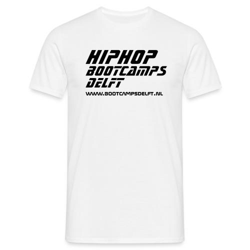logo bootcamps url lc - Mannen T-shirt