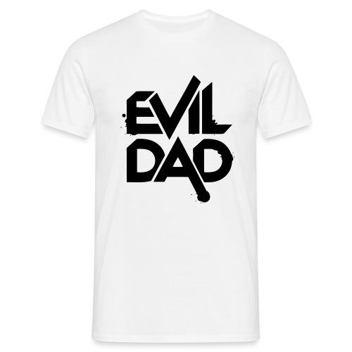 Evildad - Mannen T-shirt