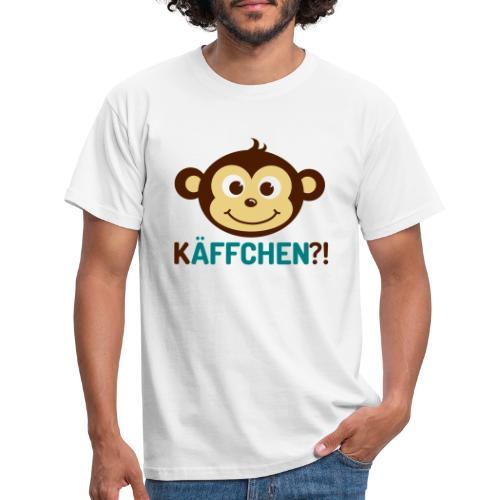 Monkey Käffchen 3 - Männer T-Shirt