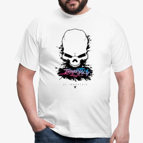 ZF Immortals Skull - Men's T-Shirt