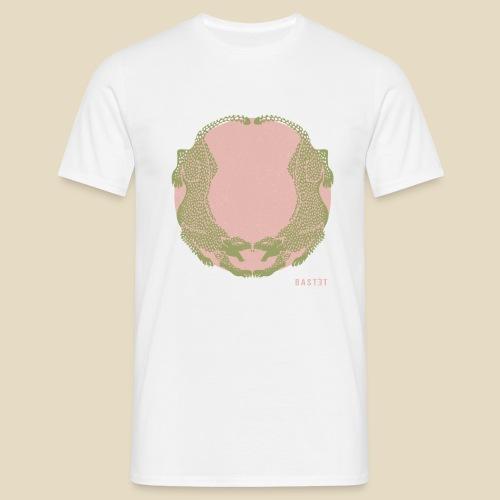 Leoparden Print - Männer T-Shirt