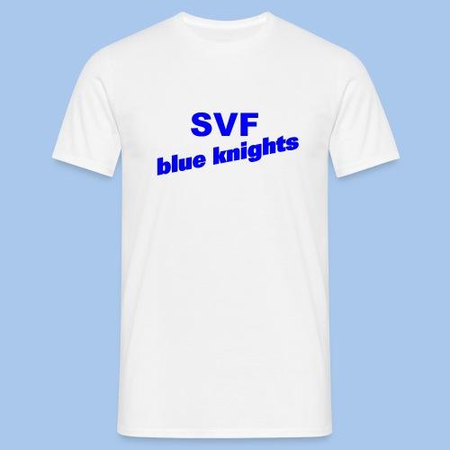 SVF-blue-knights blau - Männer T-Shirt