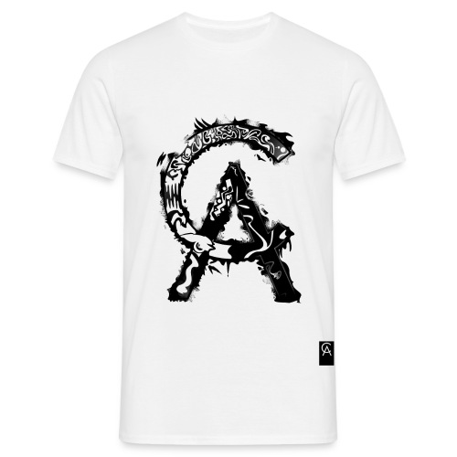 Creeper Art CA black - Männer T-Shirt