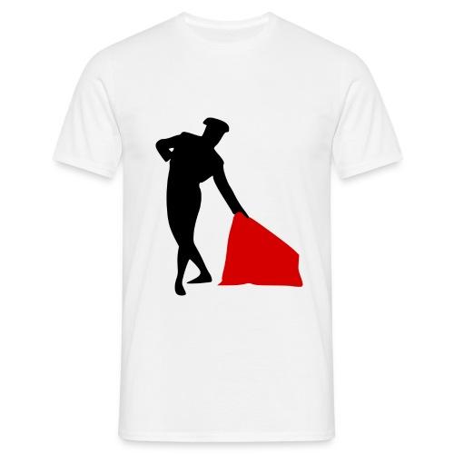 Matador rouge noir - T-shirt Homme