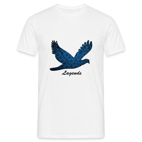 BIrd png - Männer T-Shirt