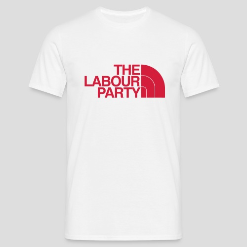 The Labour Party - Men's T-Shirt