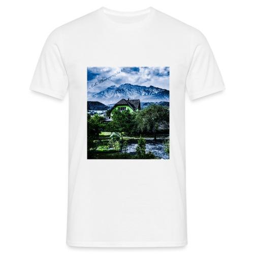 #SchönesTirol - Männer T-Shirt