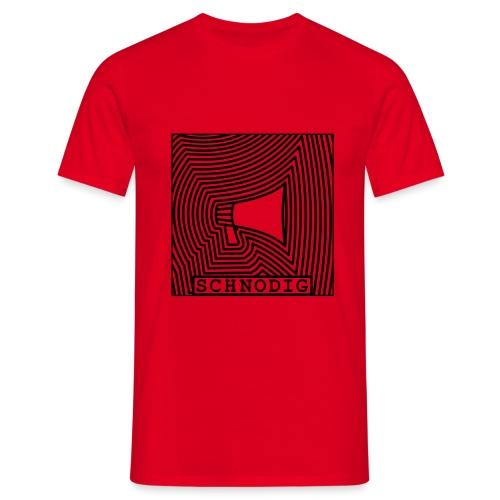 Et rop - T-skjorte for menn