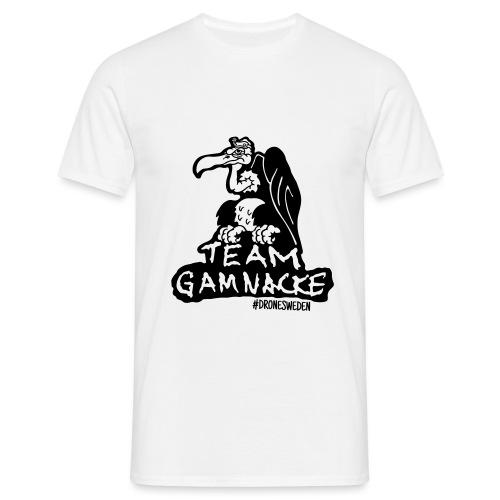 Team Gamnacke Drone Sweden - T-shirt herr