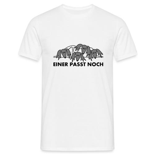 Salukis, einer paßt noch - Männer T-Shirt