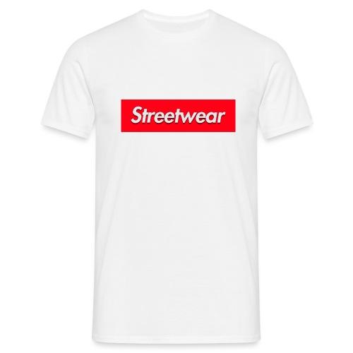 Streetwear ® - T-skjorte for menn