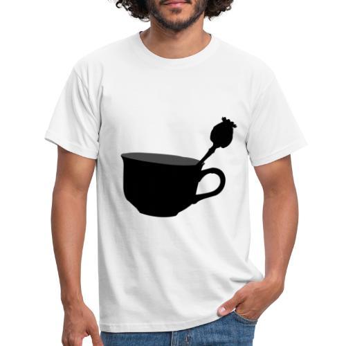 Taaki Tea-Time - Miesten t-paita