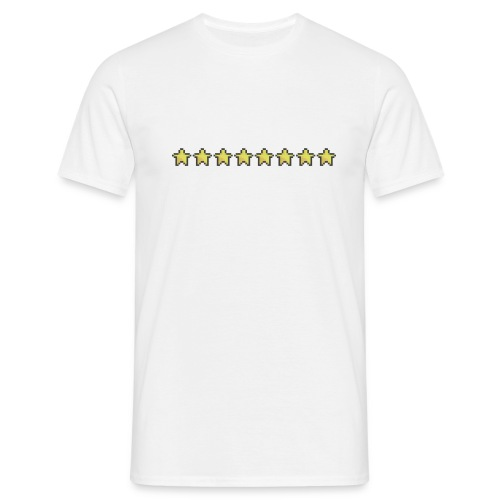 8stars - T-shirt herr