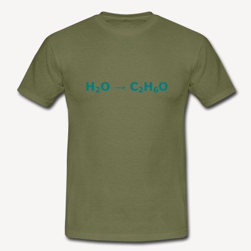 WATER INTO WINE - Men's T-Shirt