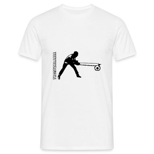 trontzalaria - Camiseta hombre