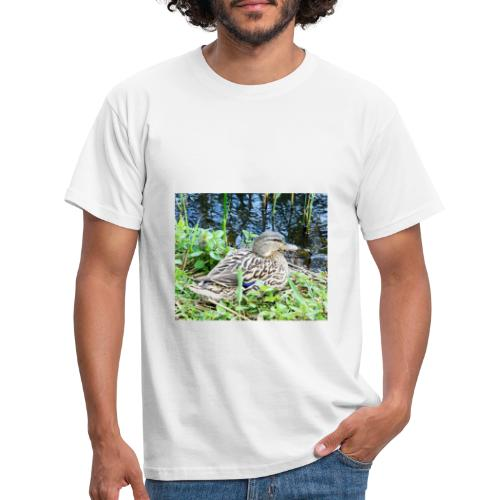 Ente - Männer T-Shirt
