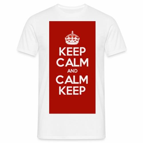 Keep Calm Original Shirt - Men's T-Shirt