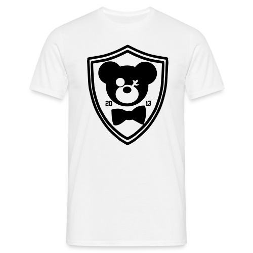 binkibearsessionschild spreadshirt - Mannen T-shirt
