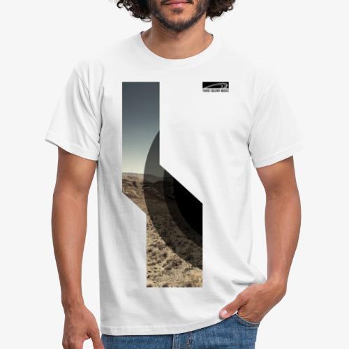 TCM shirt desert 3 - Men's T-Shirt