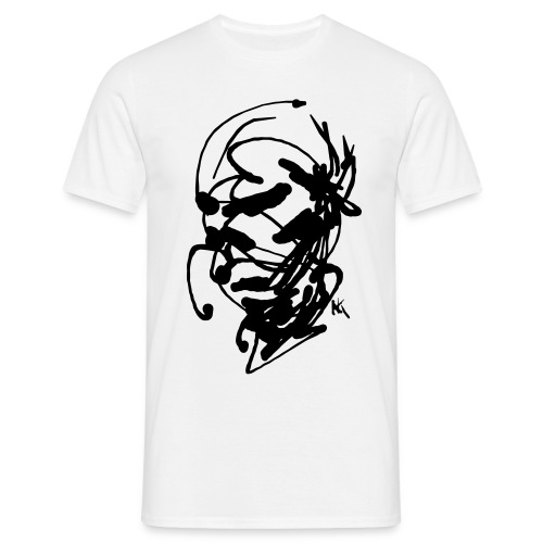 face - Men's T-Shirt