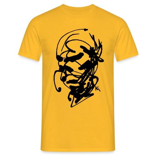 face - Men's T-Shirt