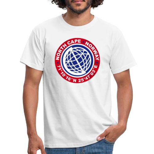 North Cape Norway Tour - Men's T-Shirt