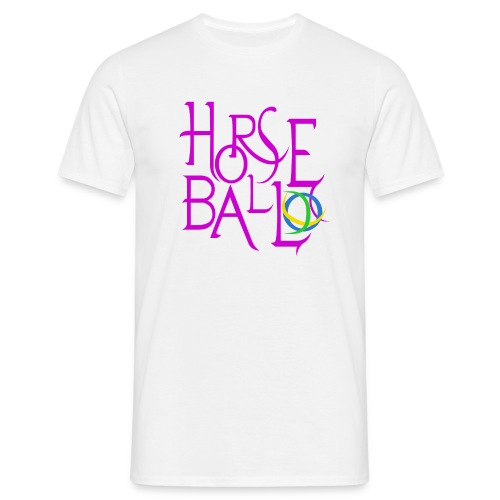 hbgraphpink - T-shirt Homme