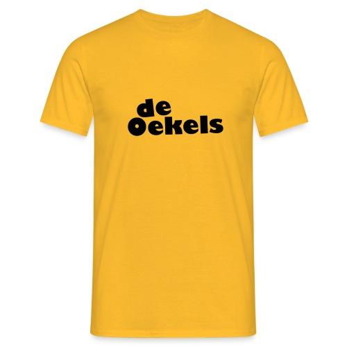 DeOekels t-shirt - Mannen T-shirt