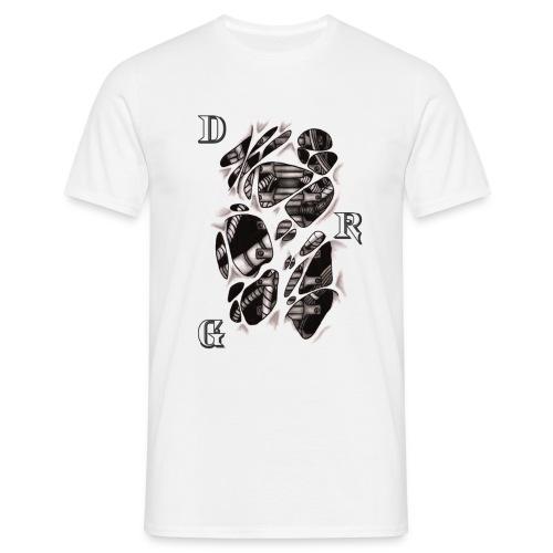 DRAGSTER WEAR - Maglietta da uomo