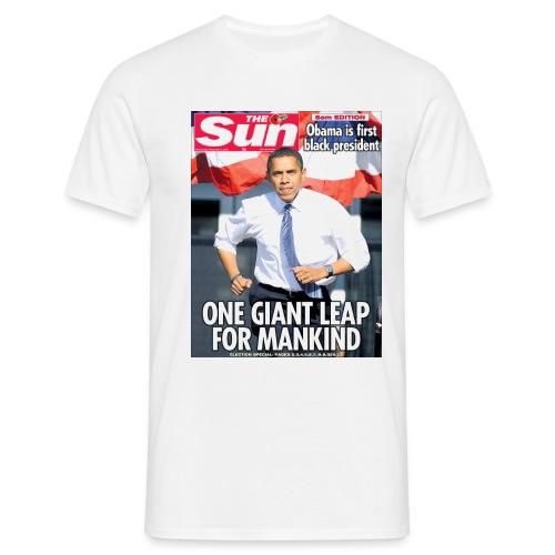 One Giant Leap FP C - Men's T-Shirt