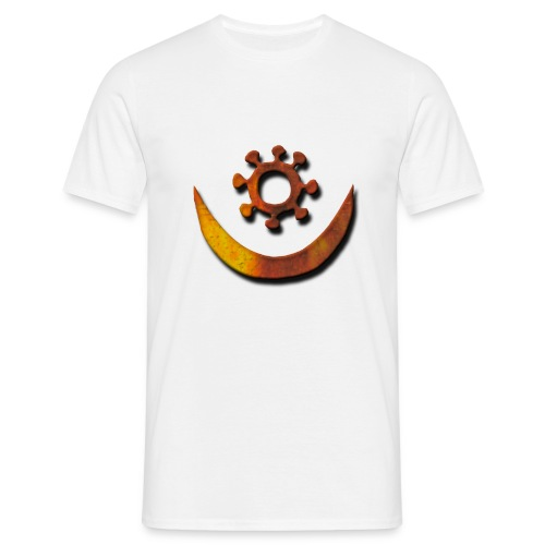 Logo Falling 02 - T-shirt Homme