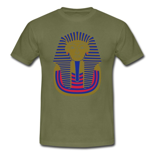 Tutankhamun Mask - Men's T-Shirt