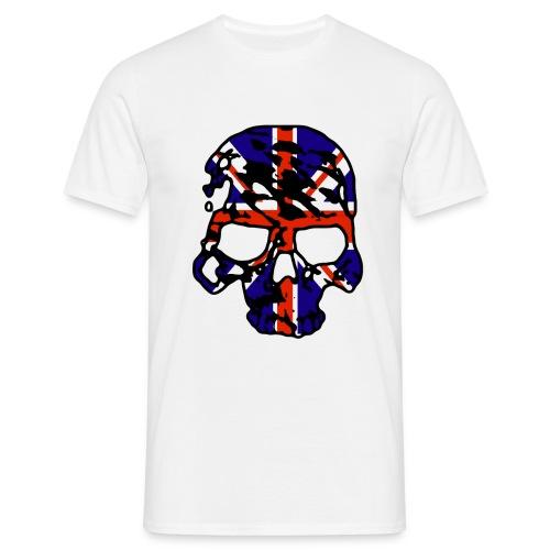 britishskull - Männer T-Shirt