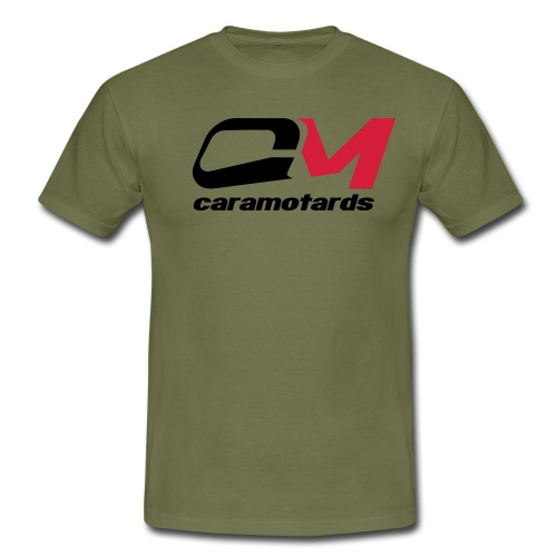 logo blanc cm2012 - T-shirt Homme