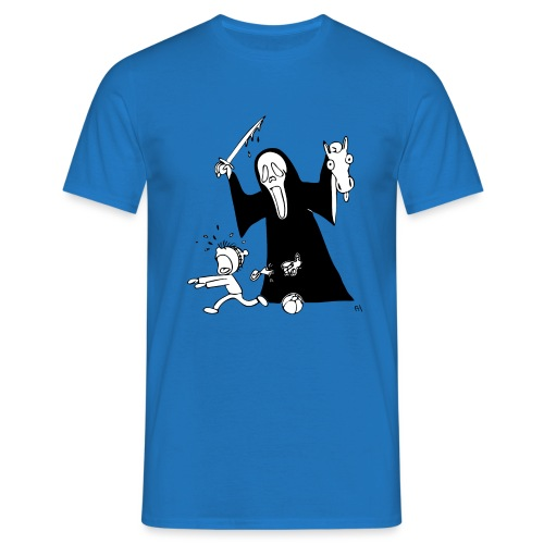 halloween t-skjorte - T-skjorte for menn