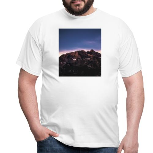 wild mountain - Maglietta da uomo